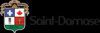 Municipalité de Saint-Damase Logo