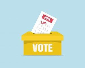 Vote par anticipation - District 1 (Du Clocher) @ Complexe Sportif Desjardins